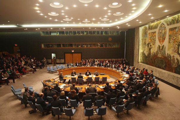 UN Security Council, gallery shot