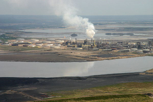 Syncrude, Oil Sands, Pembina