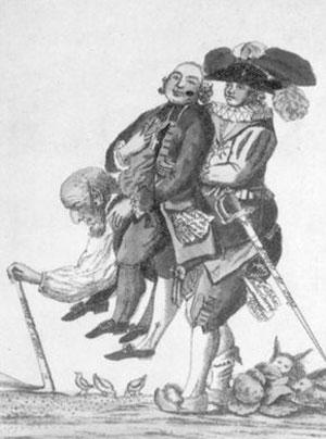 French feudalism