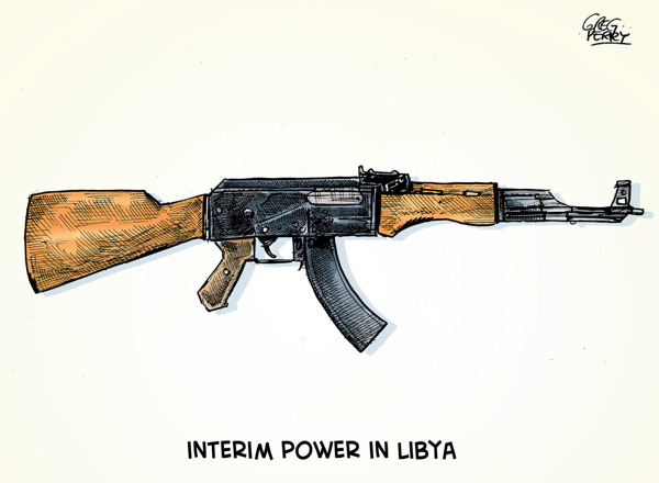 LibyaCartoon