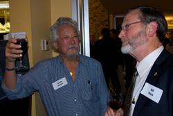 Bill Rees and David Suzuki