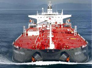 Aframax tanker small