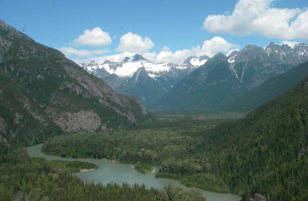 Klinaklini River