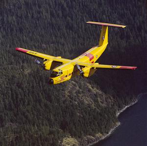 CC 115 Buffalo plane