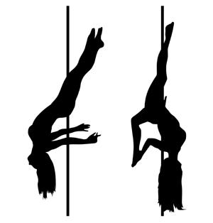 Tween pole dancing nude