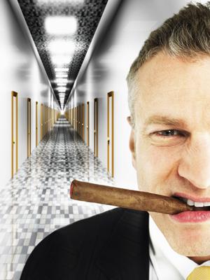 Psychopath financier