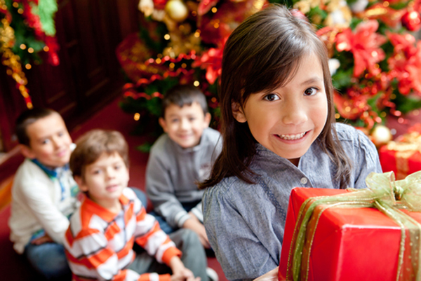 The Best Gift: Honouring Children