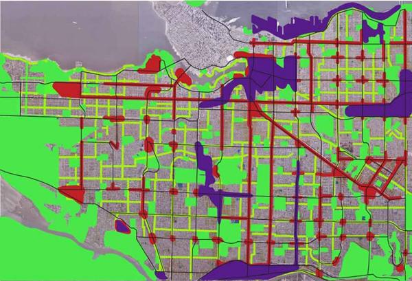 UBC Student Map