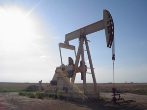 Oil well image