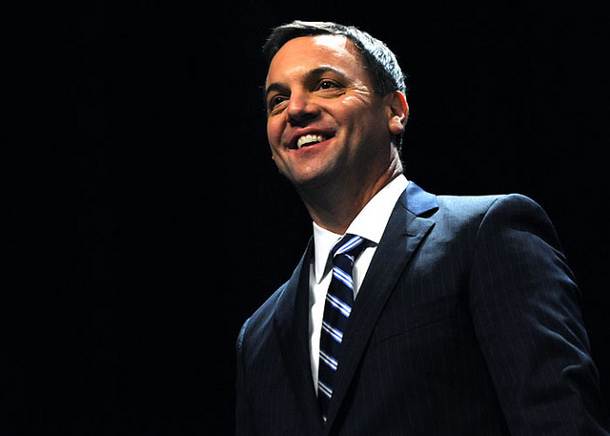 Ontario PC leader Tim Hudak