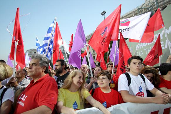 582px version of Syriza fans