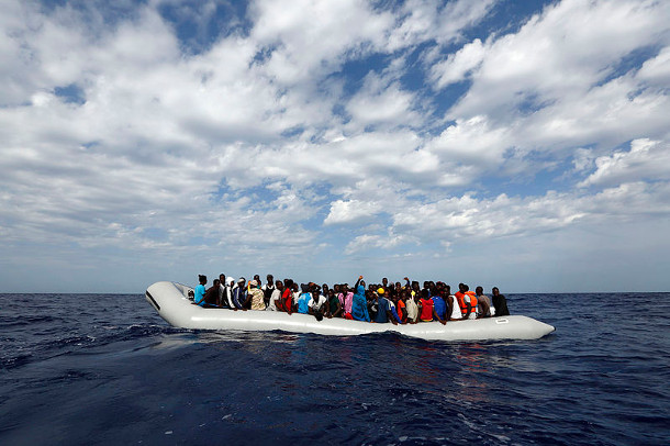 The Migrant Offshore Aid Station