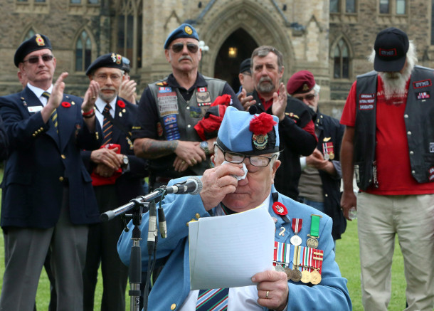 You Have Forgotten': Seven Conservative Attacks on Canada's Veterans