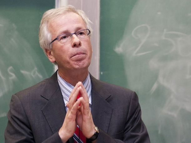 Stephane Dion at Carleton