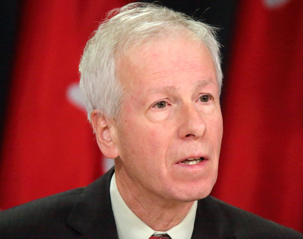 Liberal Minister Stéphane Dion