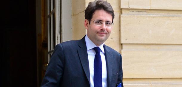 French trade minister Matthias Fekl
