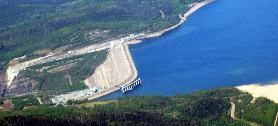 Hydro Officials Quietly Feared Fracking Threat to Peace River Dams