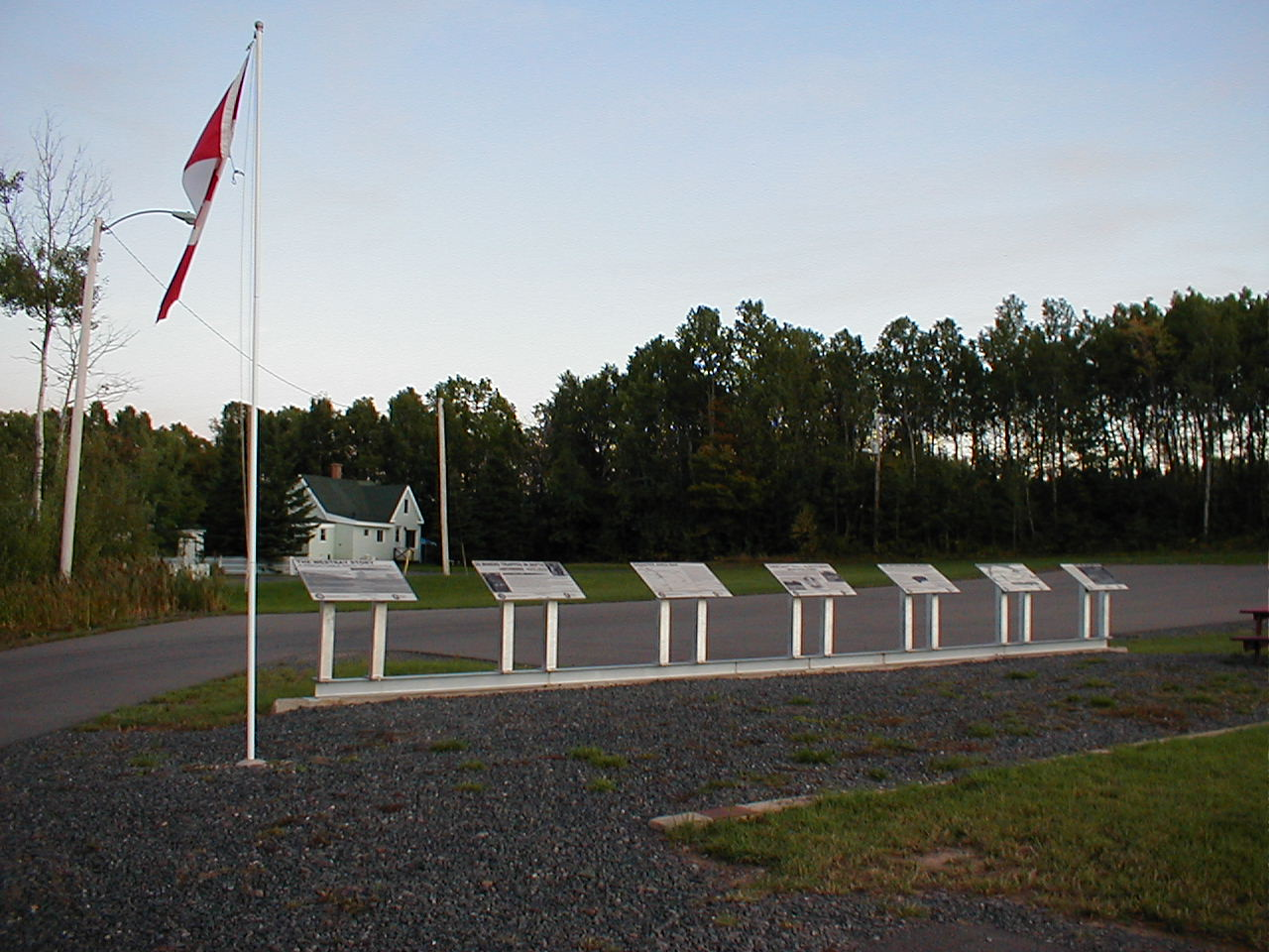 960px version of Westray mine disaster memorial site