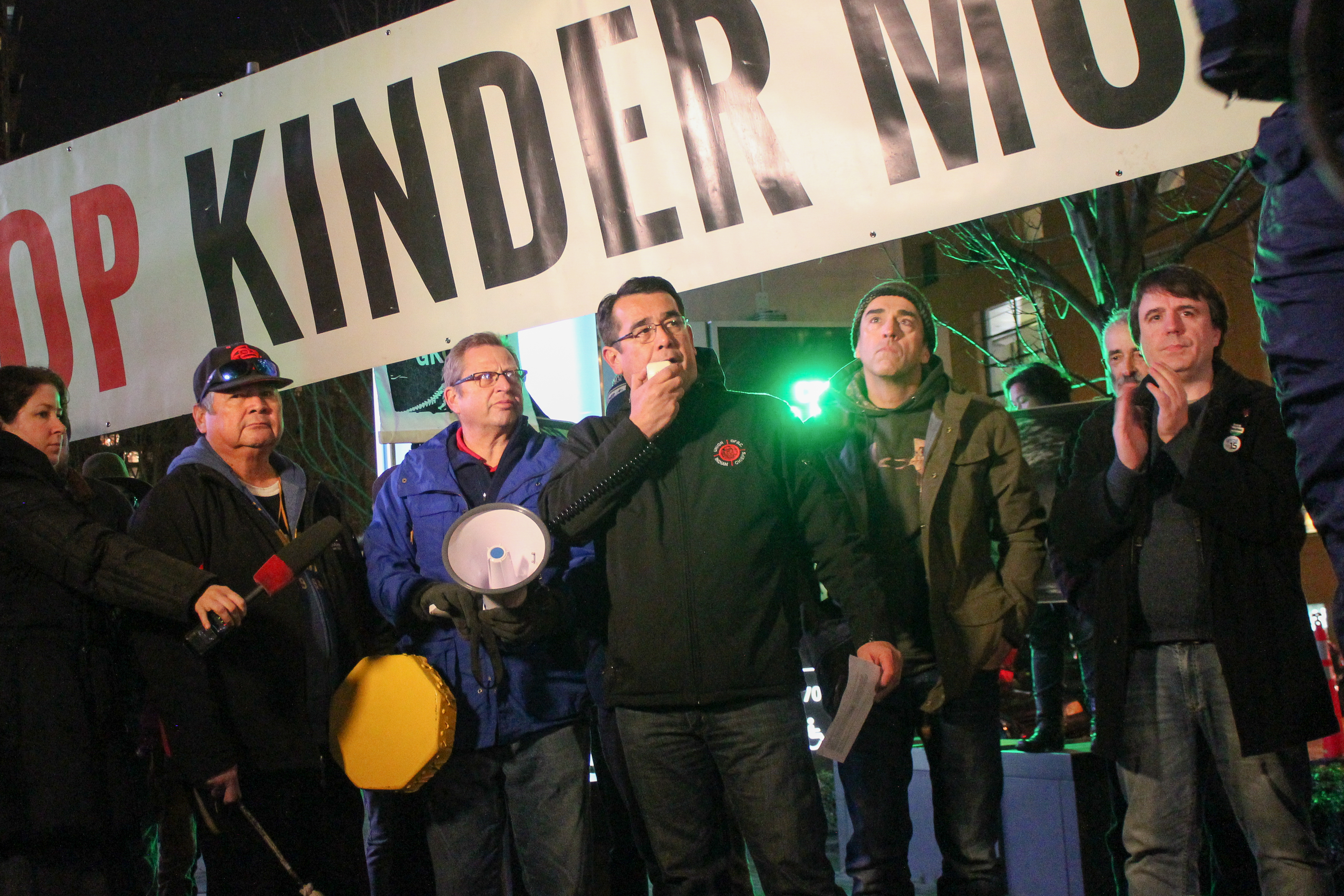 Climate Change Not Spills The Real Kinder Morgan Disaster The Tyee