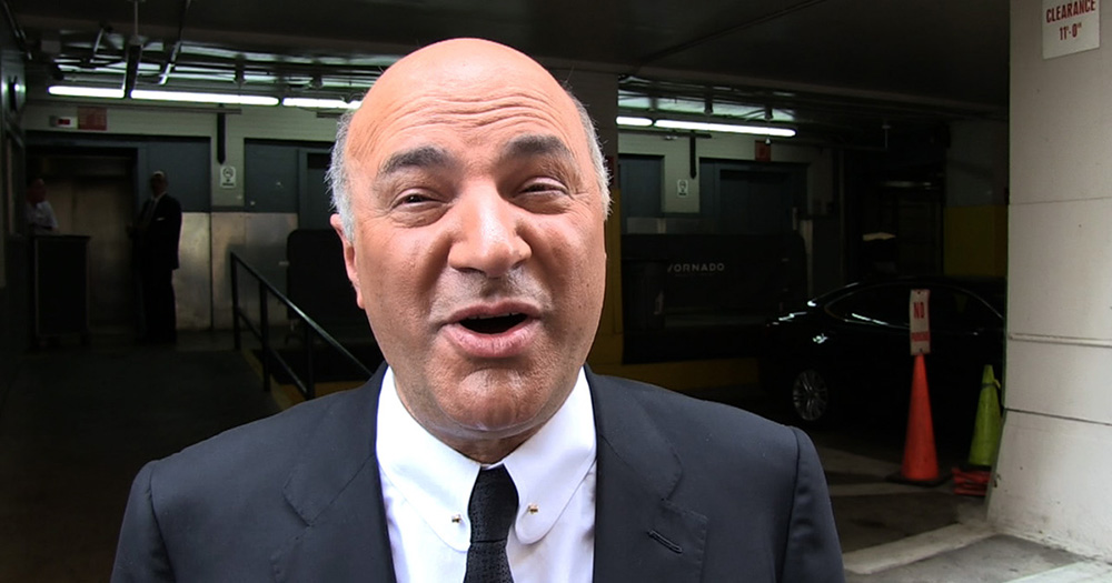 The Political Pearls of Kevin O'Leary | The Tyee