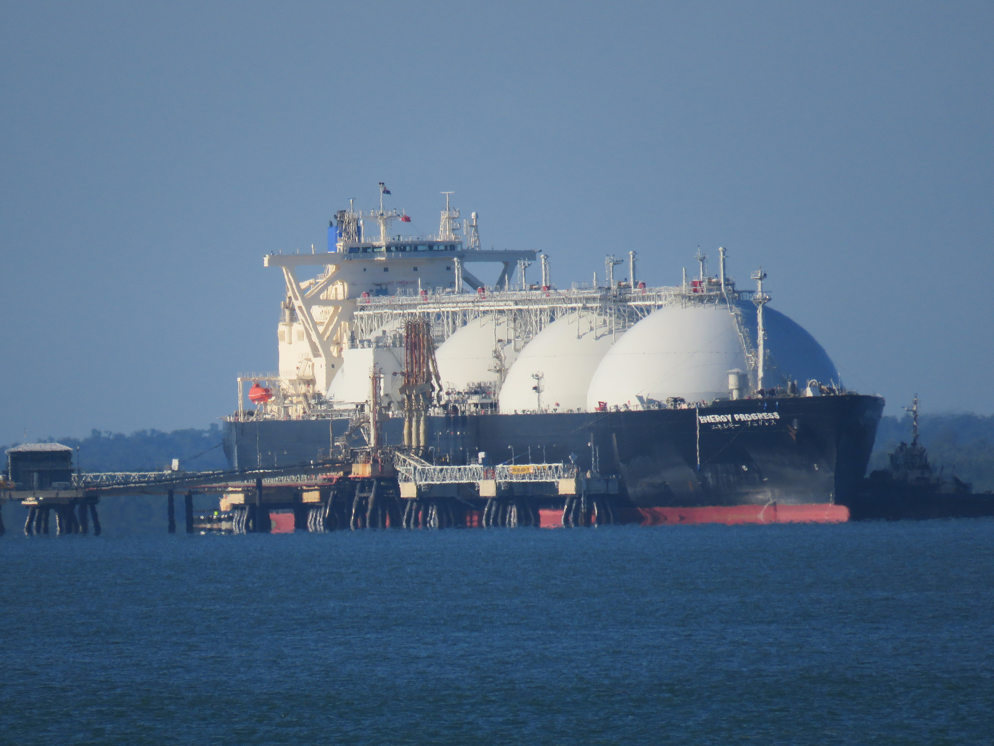 851px version of LNG tankers