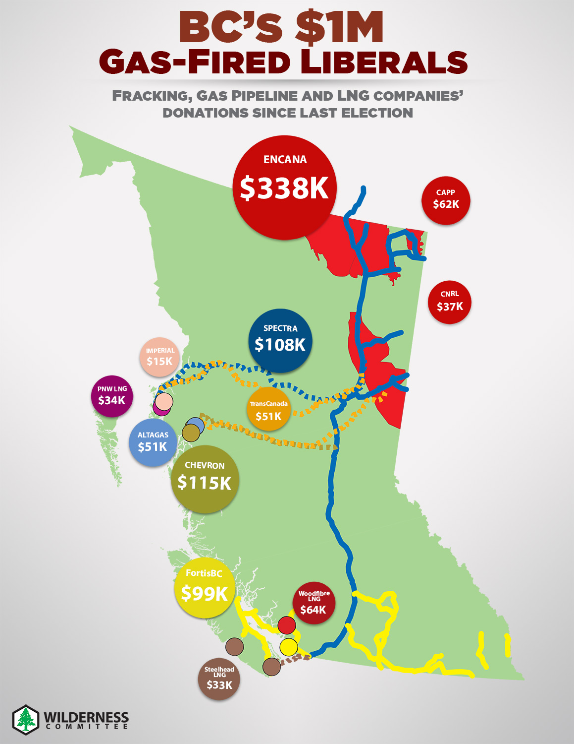 960px version of 'BC's Gas Fired Liberals' infographic