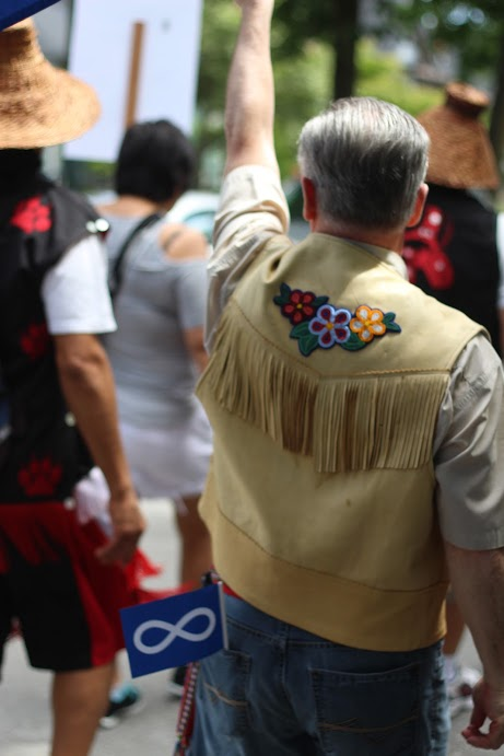 National Aboriginal Day celebrations in Vancouver