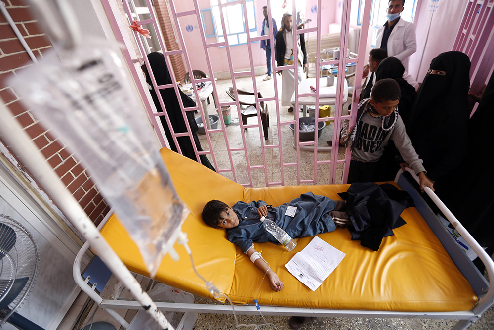 Thumbnail for How the House of Saud Inflicted 500,000 Cholera Cases - As Policy | The Tyee