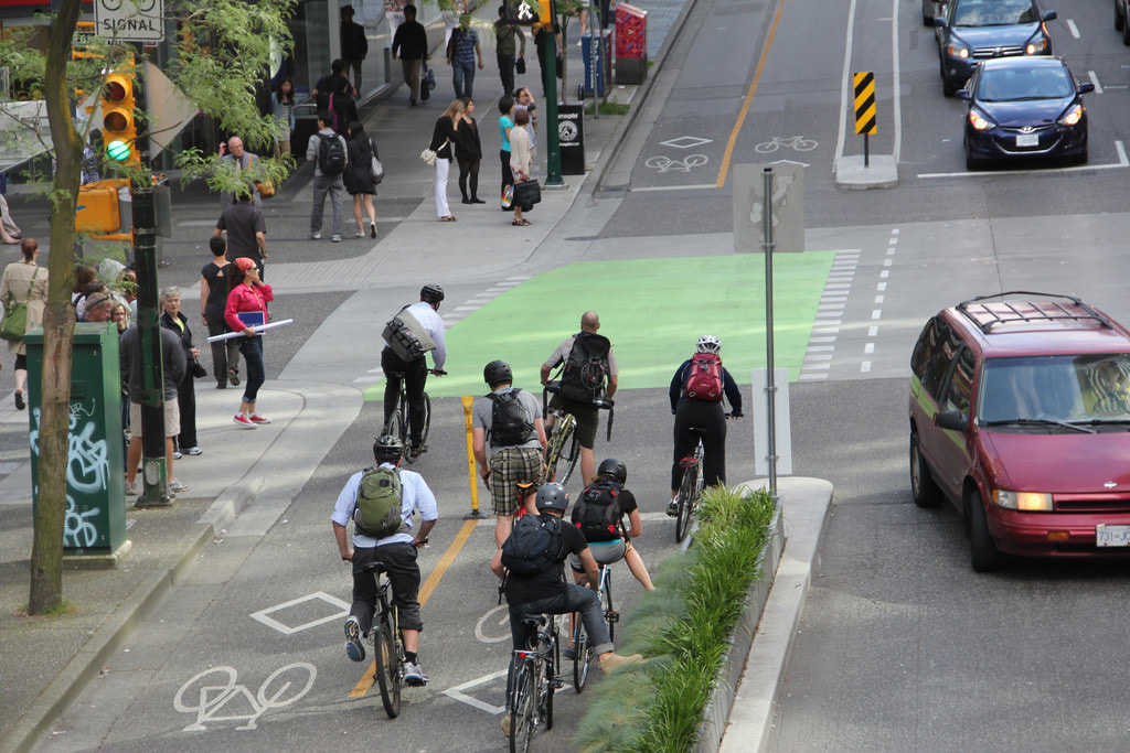 Bike Lanes Are Good For Everyone Including Drivers The