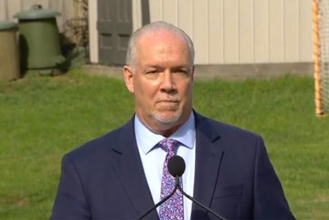 Please Advise! Last Week You Wrote Horgan Wouldn't Call an Election. Today...