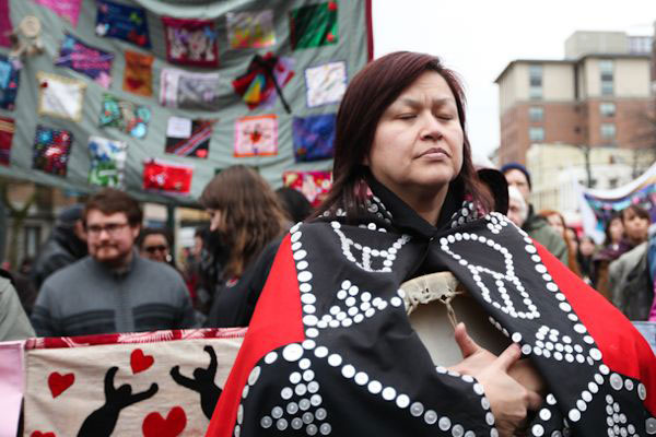 Shelley Joseph, community engagement lead for Reconciliation Canada