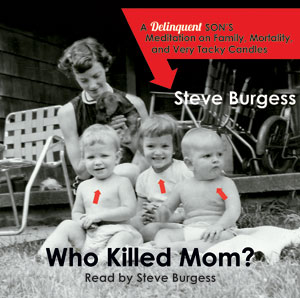 Who Killed Mom book cover