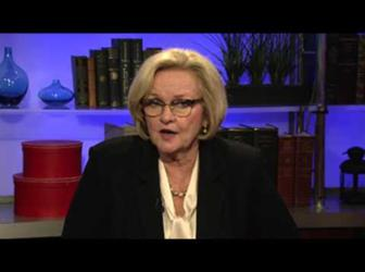 McCaskill responds to constituents re: IRS targeting conservative groups for special scrutiny - video thumbnail