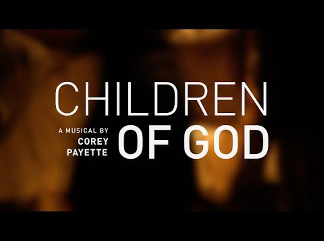 Children of God | Teaser Trailer - video thumbnail