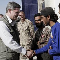 Harper Afghanistan