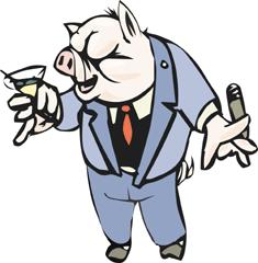 Saucy Pig (second)