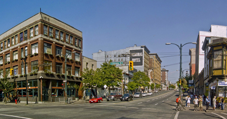 Downtown Eastside